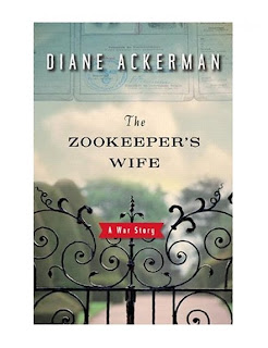 book by Diane Ackerman, The Zookeeper's wife