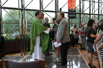 Photo: Rev. Dr. Carl Rockrohr will also be serving at the Lutheran Theological Seminary in Pretoria, South Africa.