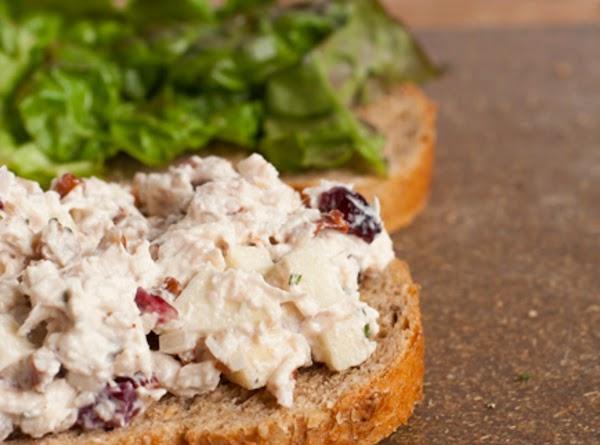 Cranberry Pecan Chicken Salad Recipe