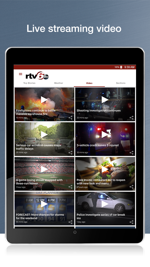 RTV6 Indianapolis- screenshot