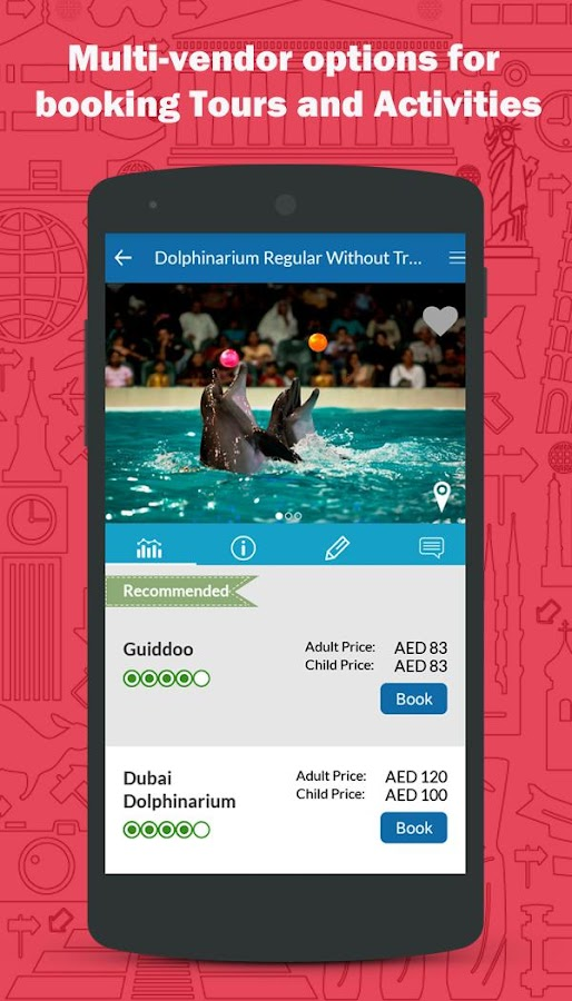 Guiddoo World Travel Guide- screenshot