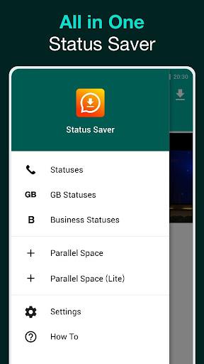 Status Saver for WhatsApp Video, Status Downloader 1.0.2 screenshots 4