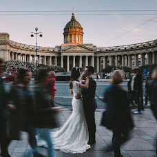 Wedding photographer Roman Korolkov (mrkorolkov). Photo of 30.10.2018