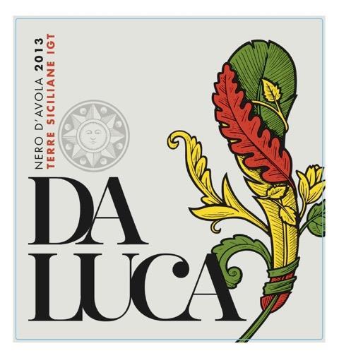 Logo for Da Luca Nero D'Avola