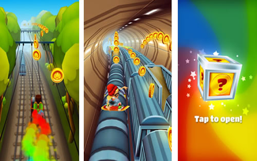Guide subway surfers new