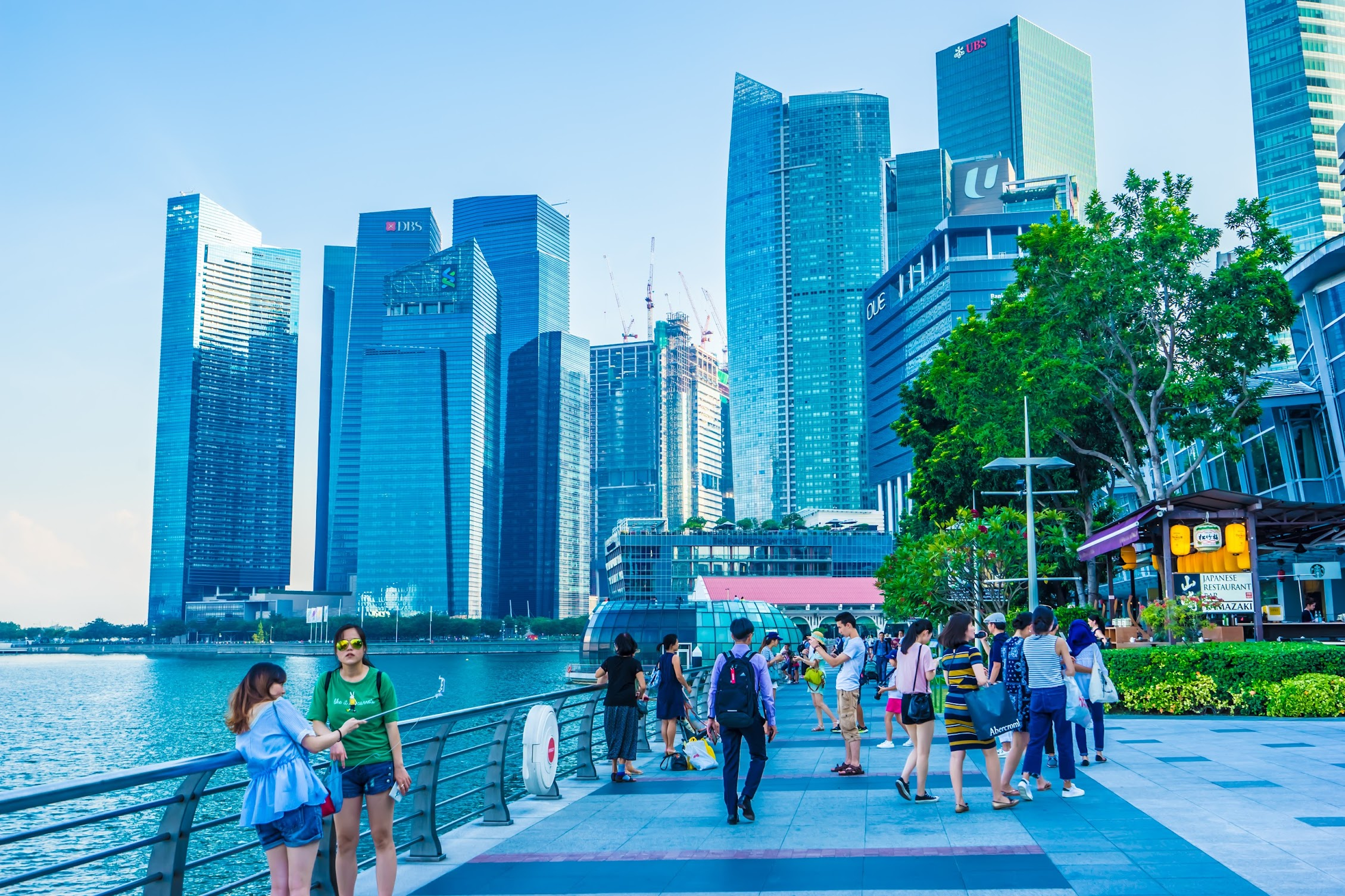 Singapore One Fullerton