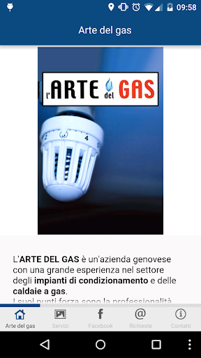 Arte del Gas