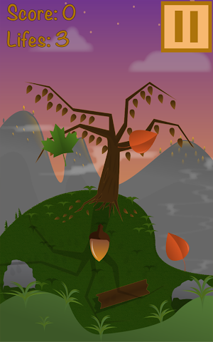 android Super Leaf Swiper 2D Screenshot 6