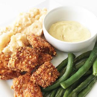 Almond & Flax Chicken Nuggets