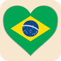 Brazil Chat Dating icon