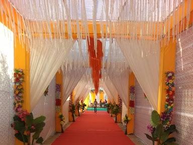 Baba Ramdev Tent House