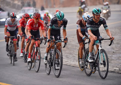 Maximilian Schachmann (BORA-hansgrohe) s'est imposé en solo lors de la cinquième étape du Tour de Catalogne