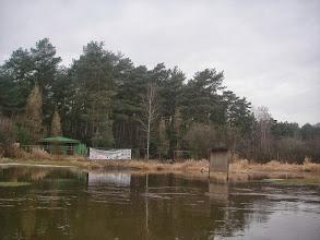 Photo: chyba sporo wody na Pilicy