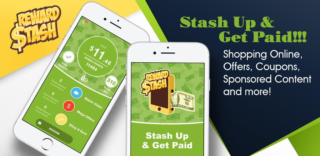 Download Reward Stash App APK for Android