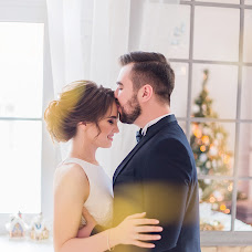 Wedding photographer Ekaterina Marshevskaya (katemarsh). Photo of 18.01.2018