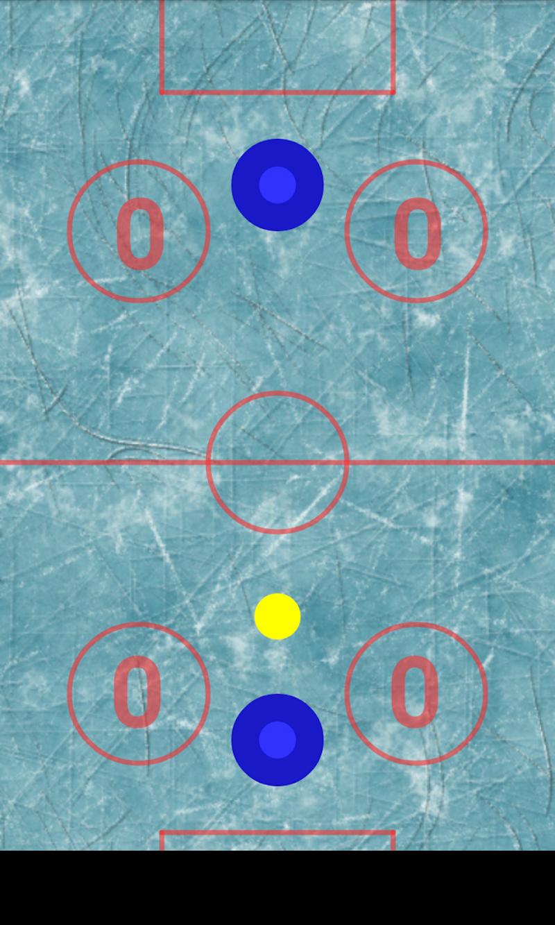 Скриншот Resplendent Air Hockey