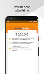 App Walnut: Money Manager App & Instant Personal Loans APK for Windows Phone