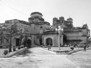 Photo: Chettinadu palace -Madras