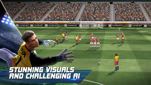 Real Football screenshot 8