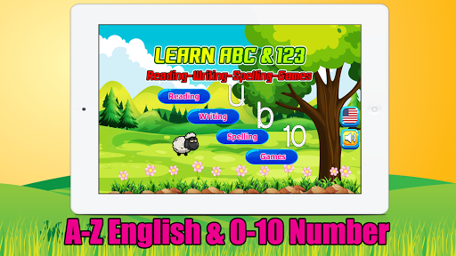 ABC 123 Kids Game - Vocab Phonics Tracing Spelling 1.0.0 screenshots 9