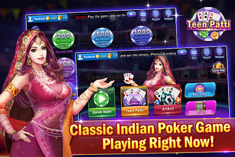 Teen Patti - Indian Poker Game - náhled