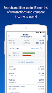 Nationwide Banking App- screenshot thumbnail