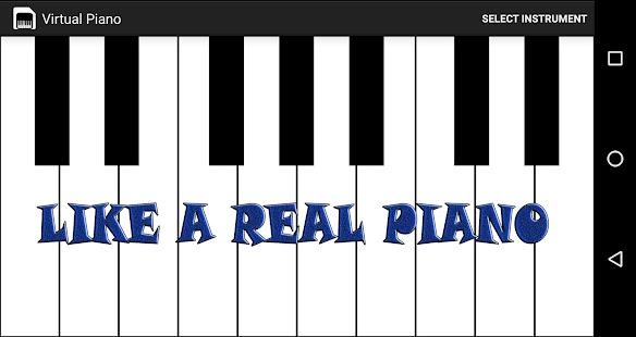 Virtual Piano and Keyboard - AppRecs