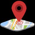GPS local services icon