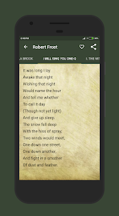 Poems – Poets & Poetry in English 2.8.0 Mod Android Updated 3
