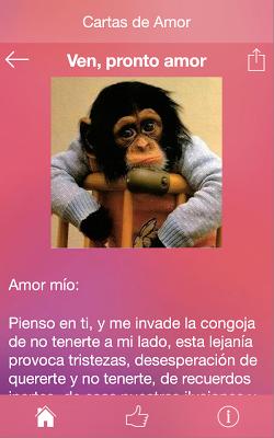 Cartas de Amor - screenshot
