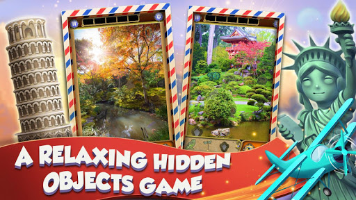 Hidden Objects World Tour - Search and Find 1.1.78b screenshots 1