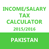 Income Tax Calculator-Pakistan