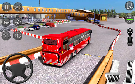 Euro Coach Bus Simulator 2020 : Bus Driving Games 1.1 screenshots 5
