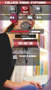 Vysokoškolské rozhlasové stanice - náhled