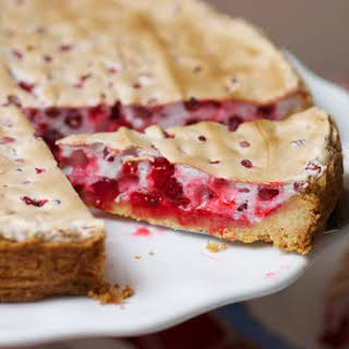 Red Currant Pie.