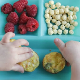 Make-Ahead Egg and Cheese Mini Muffins.