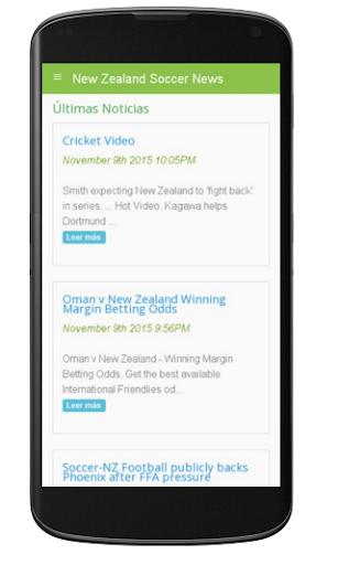 New Zealand Soccer News
