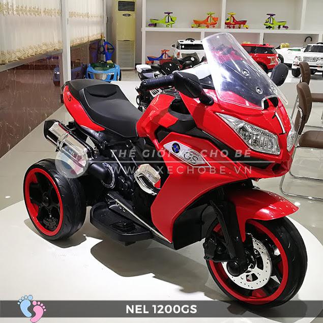 xe máy 3 bánh cho bé GS1200