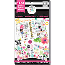 Me & My Big Ideas Happy Planner Sticker Value Pack - Today Is The Day