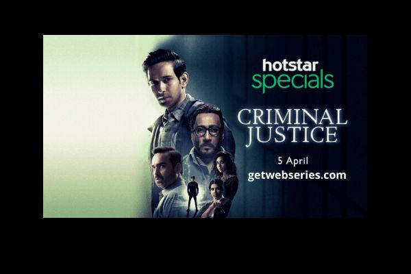 Hotstar Web Series