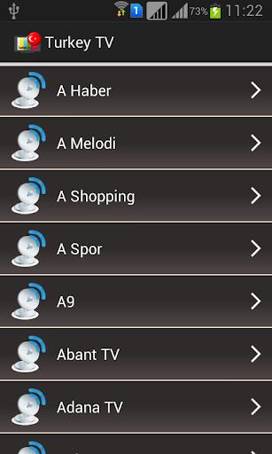 Turkey TV Channels Online