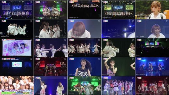 190802 (720p+1080i) TOKYO IDOL FESTIVAL 2019 初日メインステージ生中継
