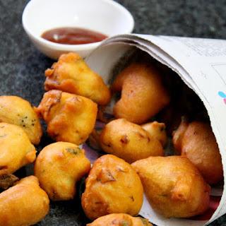 Punugulu Recipe With Idli and Dosa Batter, Andhra Punukulu