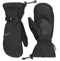 Coach Mittens Black