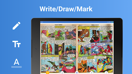 Comics Reader: CBR, CBZ, PDF screenshot 6