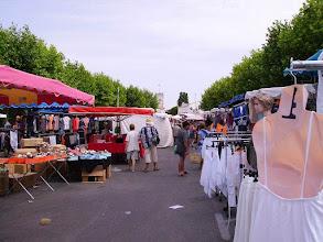 Photo: Le marché