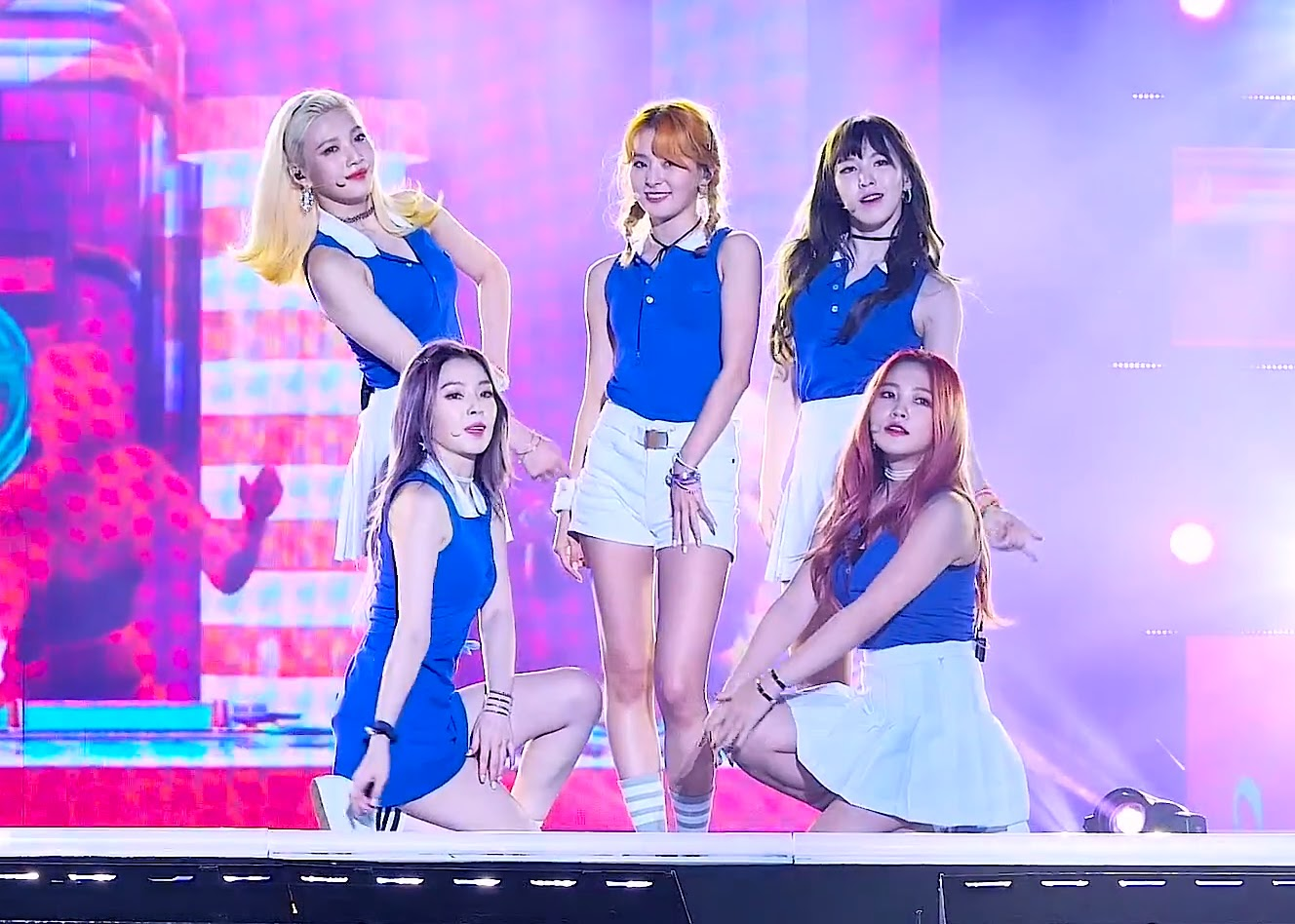 these are the songs red velvet will perform in pyongyang  north korea