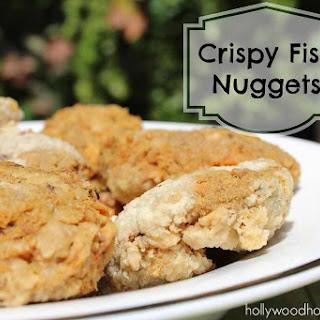 Crispy Fish Nuggets Paleo Style