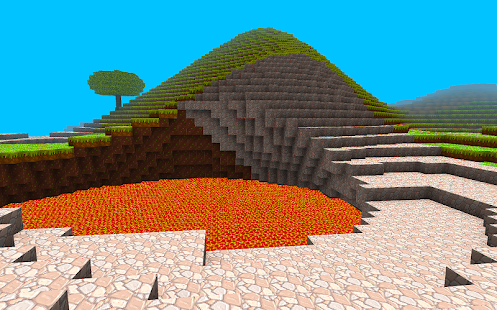 Block Craft Exploration 3D Screenshot