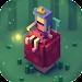 Fairytale Blocky Girls Craft icon